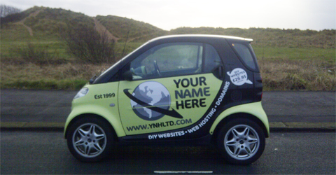 YNH Ltd Smart Car